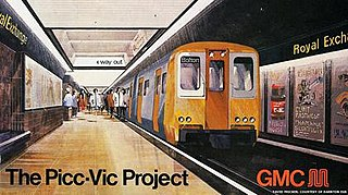 British Rail Class 316 (Picc-Vic) cancelled class of electric multiple unit