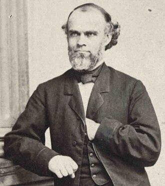 Henry Varnum Poor - Image: Picture of Henry Varnum Poor