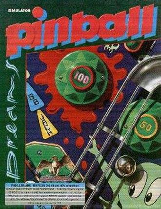 Pinball Dreams - Image: Pinball Dreams