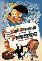 Picture of a movie: Pinocchio