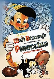 Pinocchio 1940 Film Wikipedia