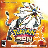 Picture of a game: Pokémon Sun And Moon