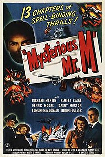 <i>The Mysterious Mr. M</i> 1946 film