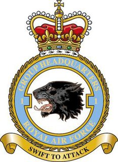 No. 1 Group RAF Royal Air Force operations group