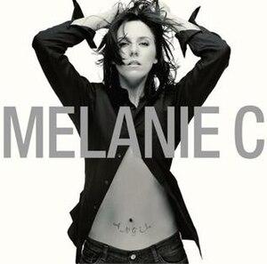 Reason (Melanie C album) - Image: Reason ukcd