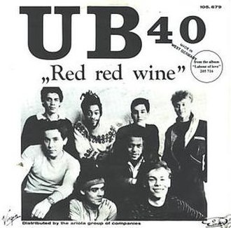 UB40 — Red Red Wine (studio acapella)