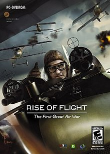 Rise Of Flight The First Great Air War Wikipedia