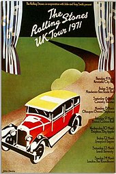 The Rolling Stones UK Tour 1971 - Wikipedia