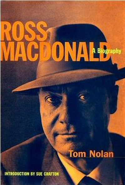 Picture of an author: Ross Macdonald