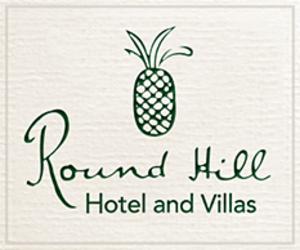 Round Hill Hotel and Villas - Image: Round Hill logo