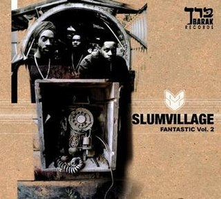 <i>Fantastic, Vol. 2</i> album by Slum Village