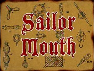 Sailor Mouth - Image: Sailor Mouth spongebob