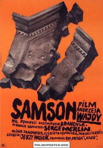 Samson (1961 Polish film) - Image: Samsonwajda