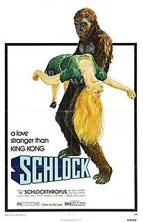 <i>Schlock</i> (film) 1973 American film
