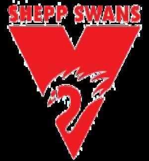 Shepparton Swans Football Club - Image: Shepparton Swans logo