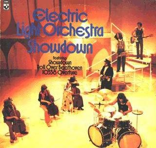<i>Showdown</i> (Electric Light Orchestra album) 1974 compilation album by Electric Light Orchestra