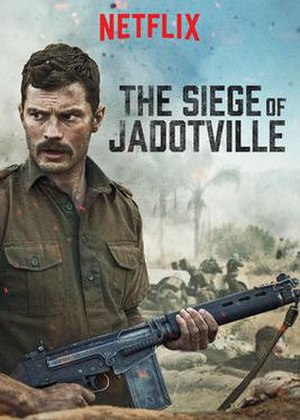 The Siege of Jadotville (film) - Netflix release poster