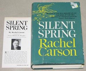 Silent Spring - Image: Silent Spring Book of the Month Club edition
