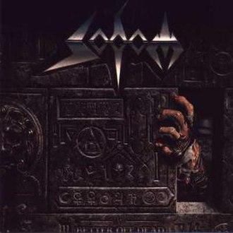 Better Off Dead (album) - Image: Sodom betteroffdead