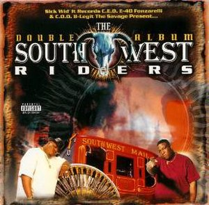 Southwest Riders - Image: Southwest Riders