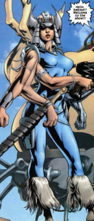 fictional character, a supervillainess in the Marvel Comics universe