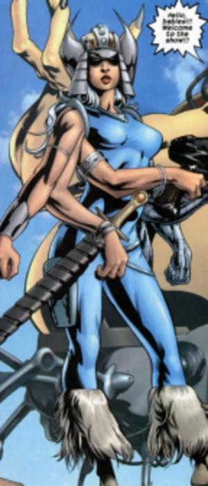 Spiral (comics) - Image: Spiral (Marvel character)
