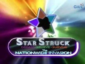 StarStruck (season 3) - Image: Star Struck season 3 title card