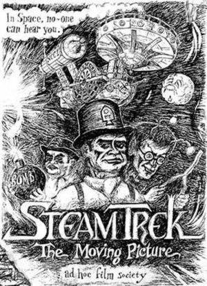 Steam Trek: The Moving Picture - Image: Steam Trek poster