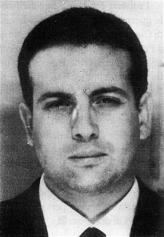 "Sicilian Mafia Commission -  Mafia boss Stefano Bontade, the ""Prince of Villagrazia"", who was killed by the Corleonesi in 1981"