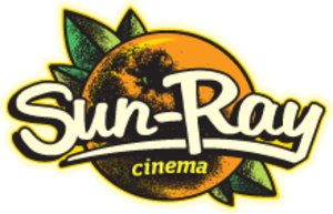 Sun-Ray Cinema - Image: Sun Ray Cinema Logo