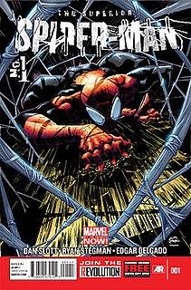 <i>The Superior Spider-Man</i>