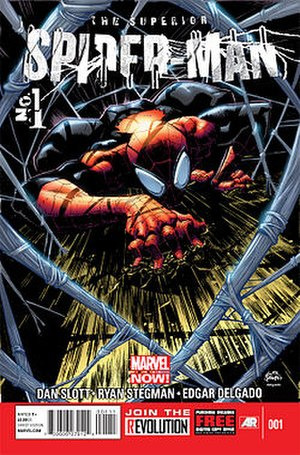 The Superior Spider-Man - Image: Superior Spider Man 1