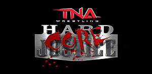 Hardcore Justice - The TNA Hardcore Justice logo
