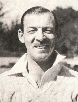 Peter Smith (cricketer, born 1908) - Image: TPB Smith