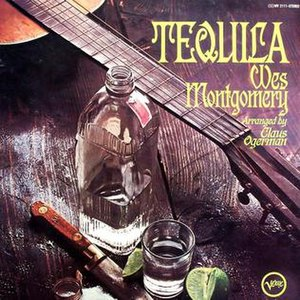 Tequila (Wes Montgomery album) - Image: Tequila Wes