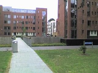 Trinity Hall, Dublin Building in Trinity College, Dublin, Ireland