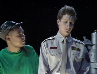 Thanks for the Memory (<i>Red Dwarf</i>) 3rd episode of the second series of Red Dwarf