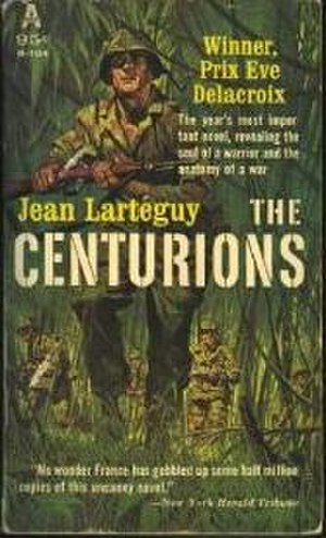 The Centurions (Lartéguy novel) - Image: The Centurions cover