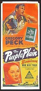 <i>The Purple Plain</i> 1954 film by Robert Parrish