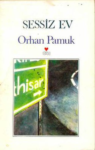 Silent House (novel) - First edition (Turkish)