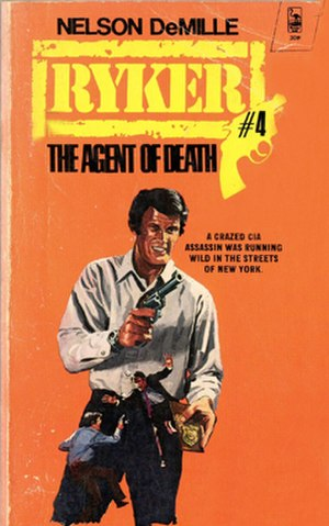The Agent of Death - Image: The Agent of Death, Novel Cover