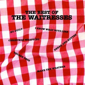 The Best of The Waitresses (1990 album) - Image: The Best of The Waitresses 1990