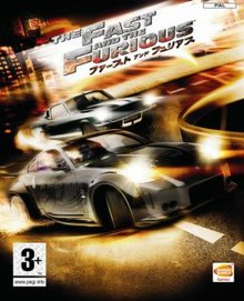 The Fast And The Furious 2006 Video Game Wikipedia
