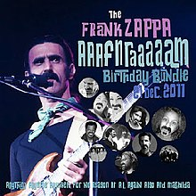 The Frank Zappa AAAFNRAAAAAM Birthday Bundle 2011.jpg