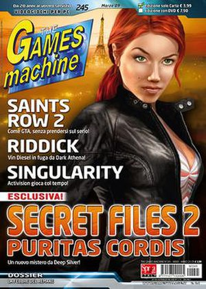 The Games Machine (Italy) - March 2009 issue