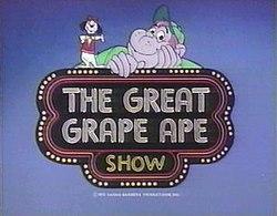 The Great Grape Ape Show - Wikipedia