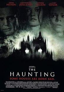 <i>The Haunting</i> (1999 film) 1999 horror film by Jan de Bont