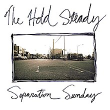 The Hold Steady - Separation Sunday coverjpg