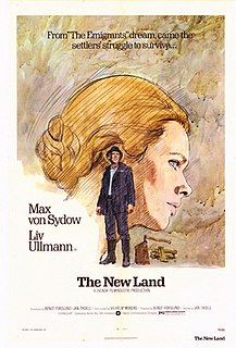 <i>The New Land</i> 1972 film