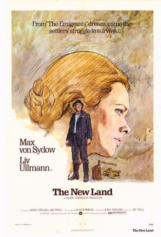 The New Land - Film poster